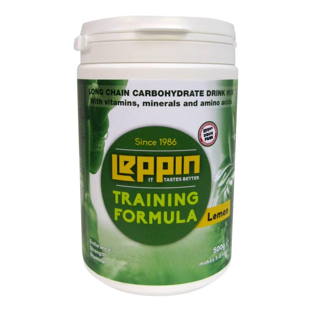Leppin Training Formula 500gr Sportdrank