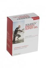 Leppin Squeezy Energy Super gel box 12 stuks Energiegel