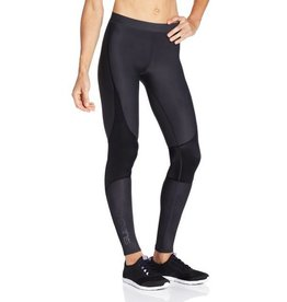 Skins Skins Recovery Long Tight Black dames