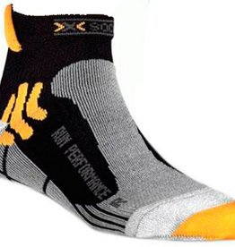 X-Socks X-Socks Run Performance Unisex Zwart Loopsokken