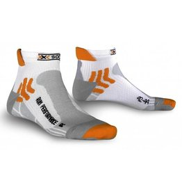 X-Socks X-Socks Run Performance Unisex Wit Loopsokken
