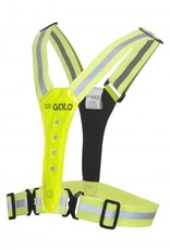 Gato Gato Neon Led Safer Sport Vest Unisex Loopverlichting