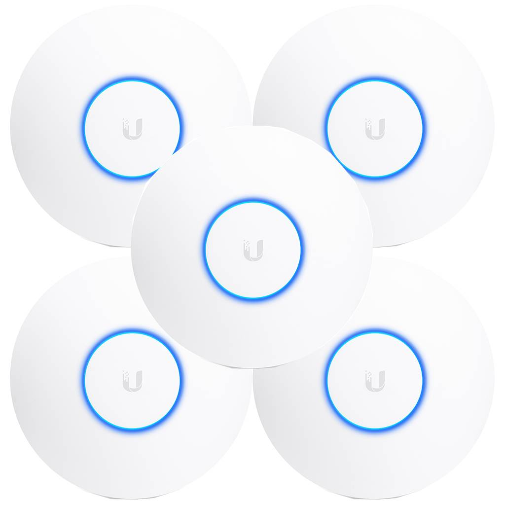 UniFi AP AC HD 5-Pack