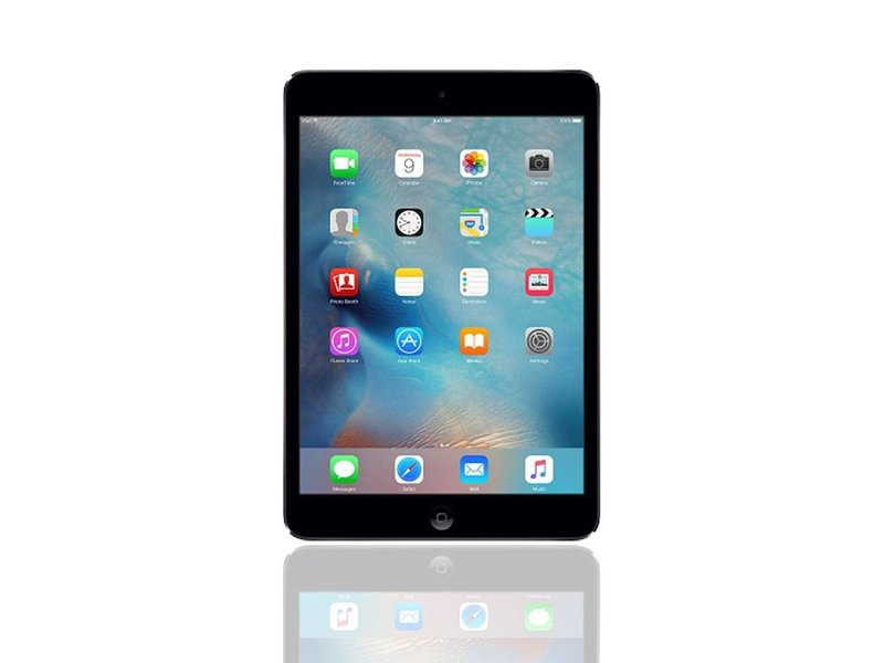 Apple iPad Mini 1 Zwart 16GB Wifi
