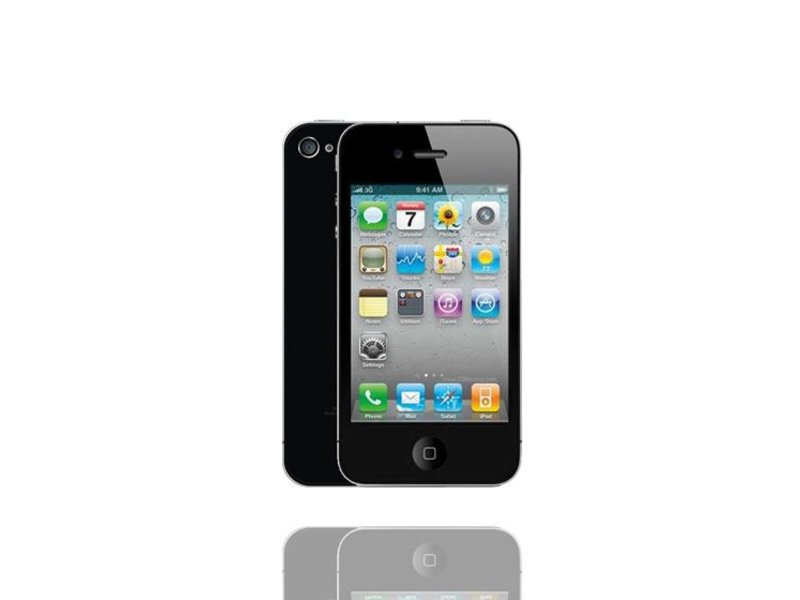 Apple iPhone 4s Zwart 8GB