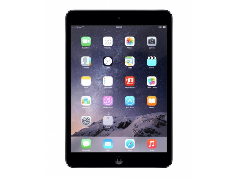 Apple iPad Mini 2 Zwart 64GB 4G