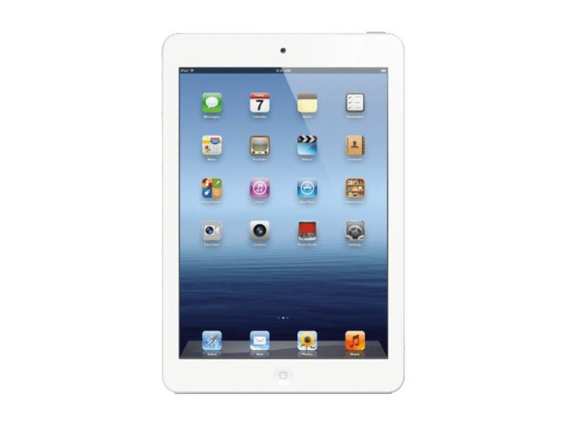 Apple iPad Mini 4 Zilver 128GB WiFi
