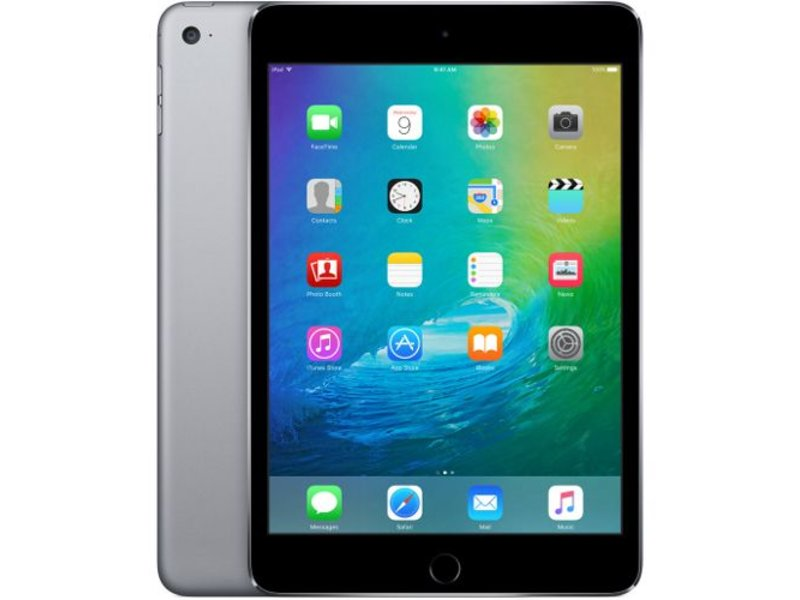 Apple iPad Mini 4 Spacegrijs 128GB WiFi