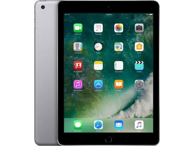 Apple iPad 2017 Zwart  32gb 4G