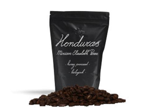 Koffiestation Honduras Mirian Elizabeth Perez, honey processed, Biologisch