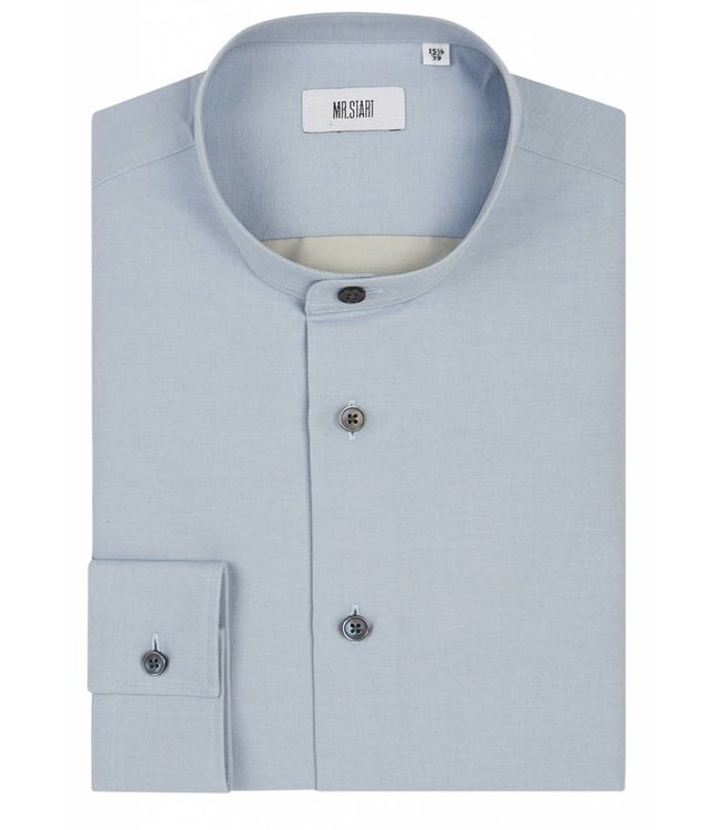 Soho Loose Fit Shirt in Light Blue