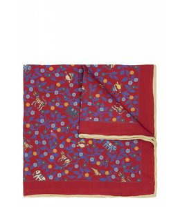 Pocket Square - Floral Print