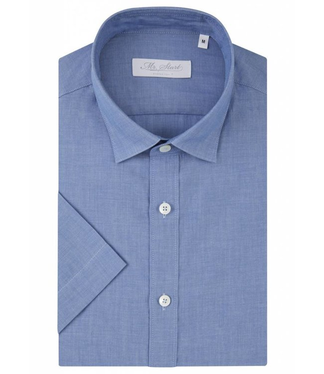 The Factory Shirt in Light Blue