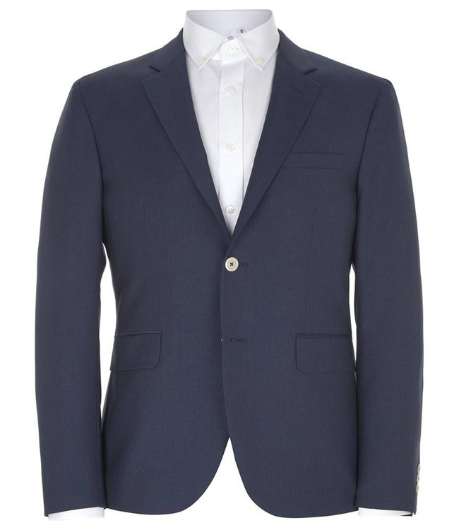The Shoreditch in Navy Wool