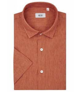 The Factory - Fire Orange Linen
