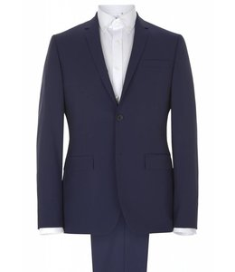 The Rivington Super Fine Wool & Mohair Two Piece in Bright Navy