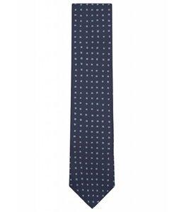 Silk Tie - Square Dot