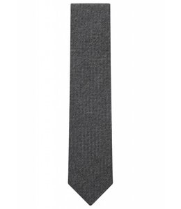 Wool Tie - Micro Check