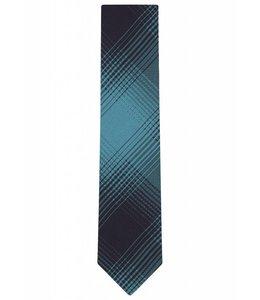 Silk Tie - Check Print
