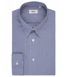 The Ace - Navy Gingham