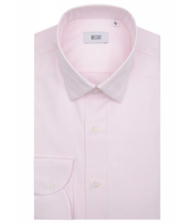 The Drake Superior Two Fold Cotton Shirt in Classic Pink