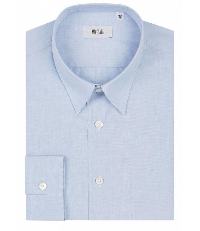 Ace Shirt in Aqua Blue