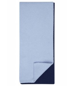 Super Soft Lambswool Tubular Scarf in Two Tone