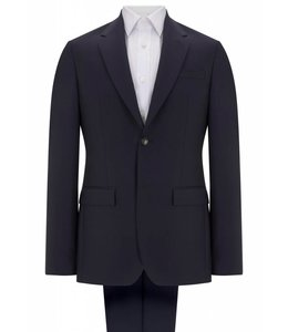 The Hoxton Super Soft Wool and Mohair Two Piece in New Navy
