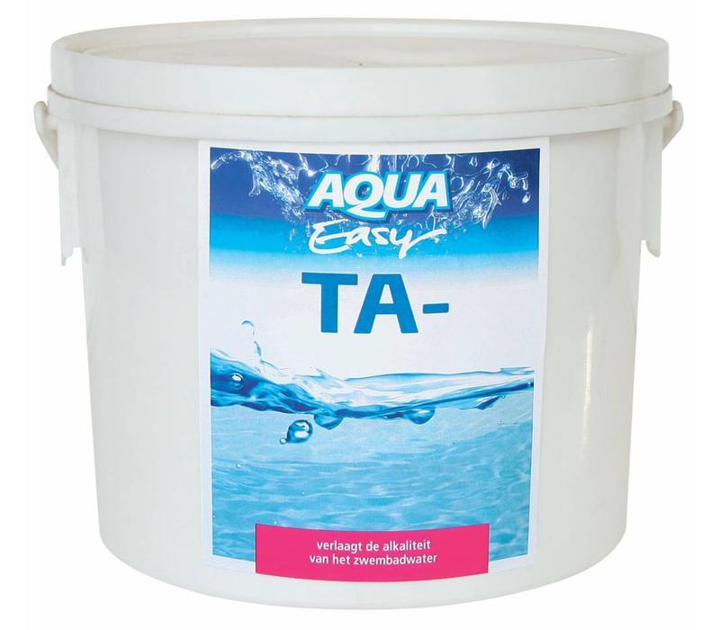 Aqua Easy Alkaliniteit Min
