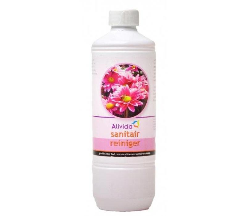 Sanitair reiniger geschikt voor bad, stoomcabines en sanitaire ruimtes