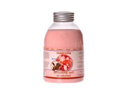 Alivida Scrubzout magnolia