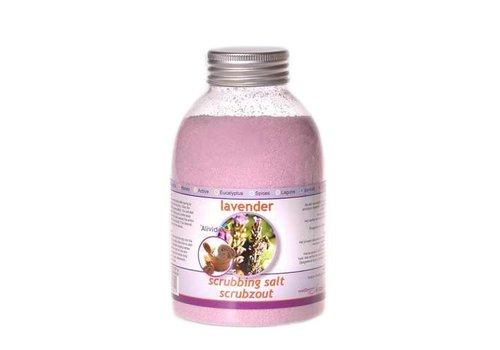 Alivida Scrubzout lavender