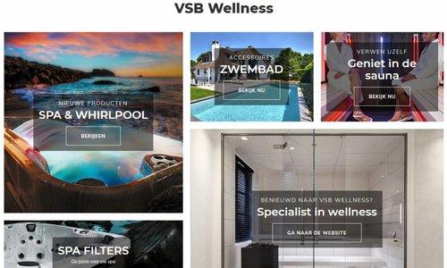Nieuwe VSB Wellness webshop!