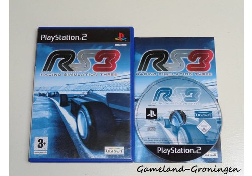 Racing Simulation 3 (Complete)