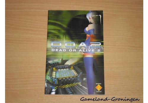 Dead or Alive 2 (Handleiding)