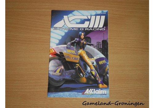 Extreme G Racing (Handleiding)