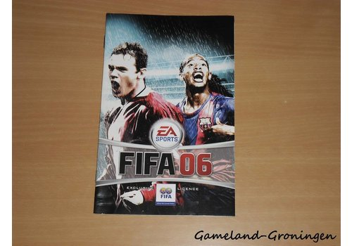 FIFA 06 (Handleiding)