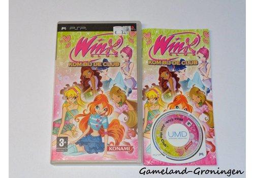 Winx Club Kom bij de Club (Compleet)