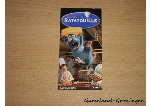 Disney's Rataouille (Handleiding)
