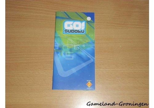 Go Sudoku (Handleiding)