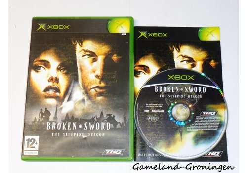 Broken Sword The Sleeping Dragon (Compleet)