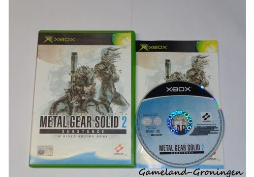 Metal Gear Solid 2 Substance (Complete)