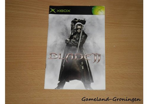 Blade II (Handleiding)