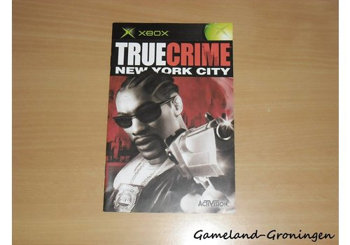 True Crime New York City (Manual)