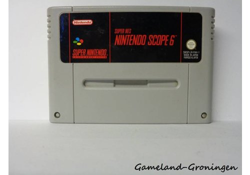 Super NES Nintendo Scope 6 (FAH)