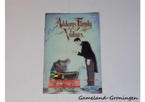 Addams Family Values (Handleiding, NOE)
