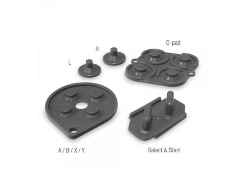 SNES Controller Rubbers