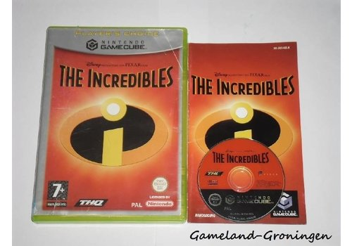 Disney's The Incredibles (Compleet, Players Choice)