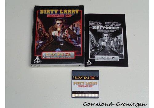 Dirty Larry Renegade Cop (Compleet)