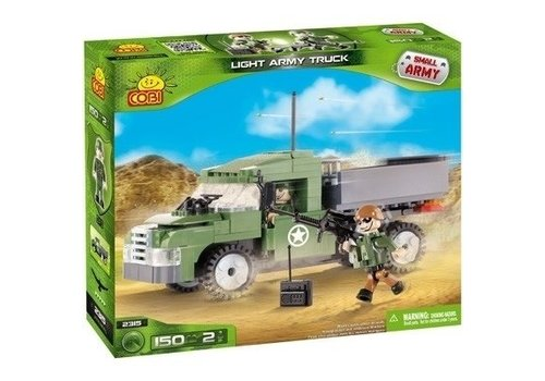 Cobi - Small Army Light Army Truck